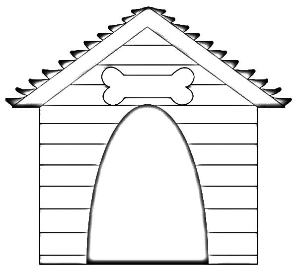 doghouse clipart cat house