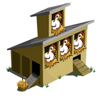 Doghouse clipart chicken house. Free cliparts download clip