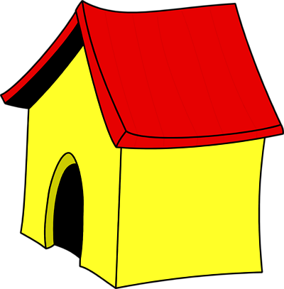 Doghouse chicken house