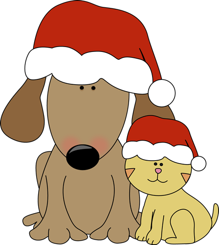 dog holiday png