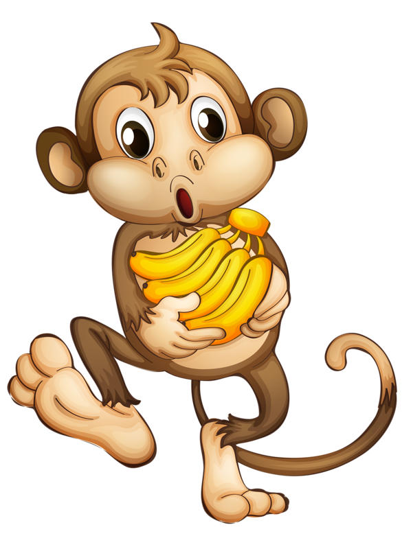 Dogs vector cartoonish. Png monkey clip