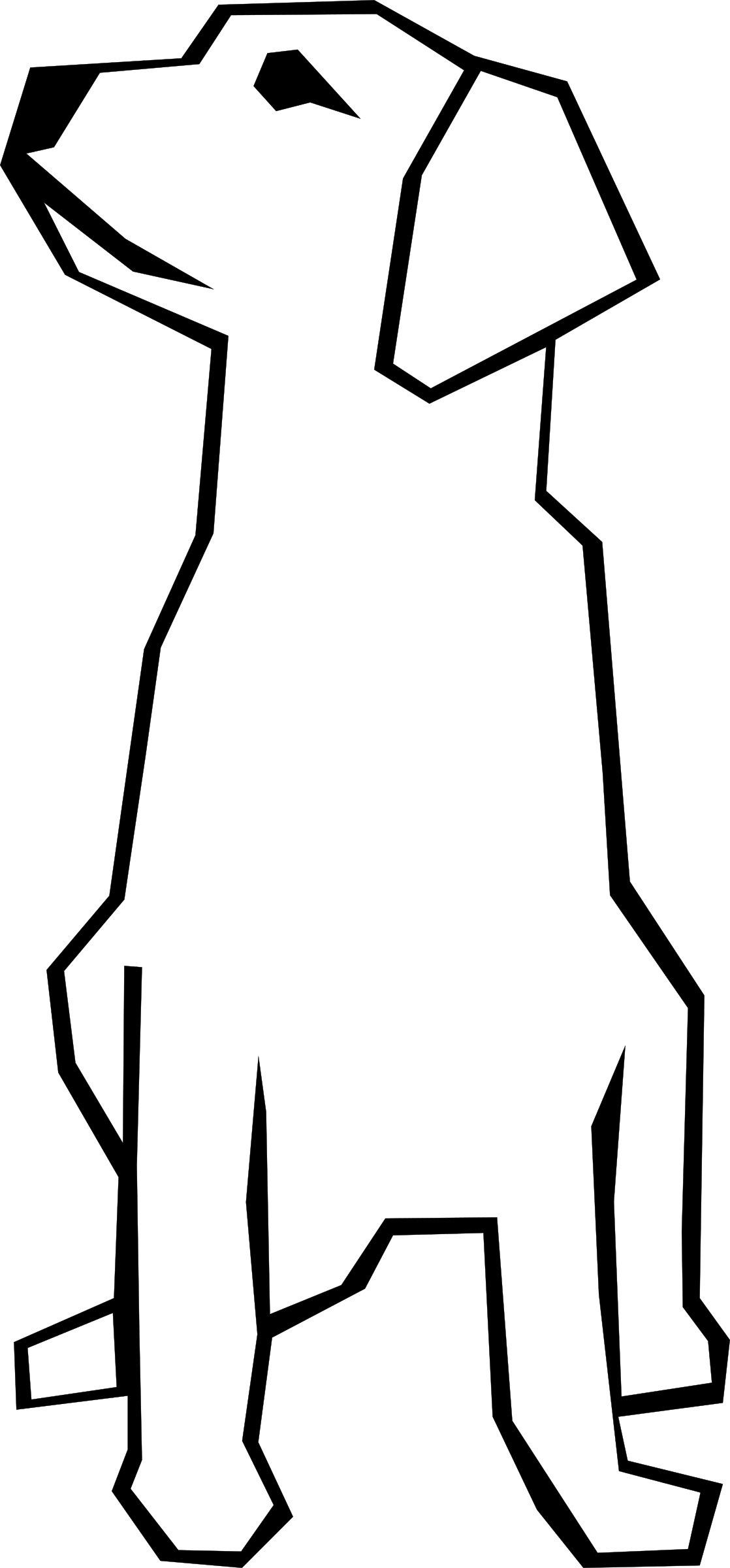 Clipart dog big image. G drawing simple clip art free stock