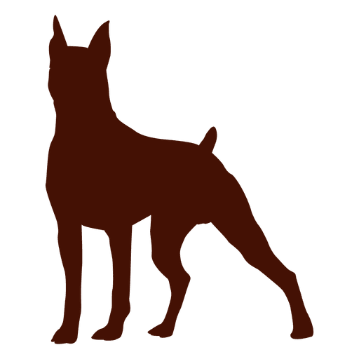 Dogs vector silhouette. Dog alert transparent png