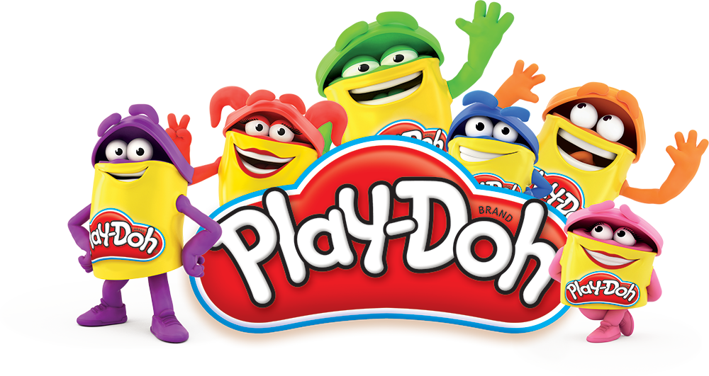Doh clipart. Play logos image g