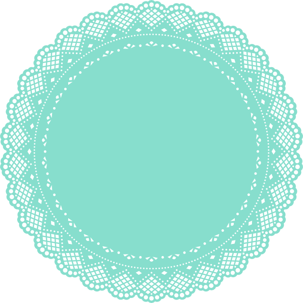 Doily transparent. Png by eternalmystdesigns on