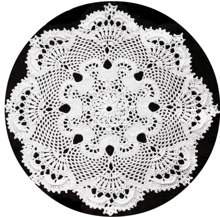 Doily transparent 10 inch. X kb pinterest
