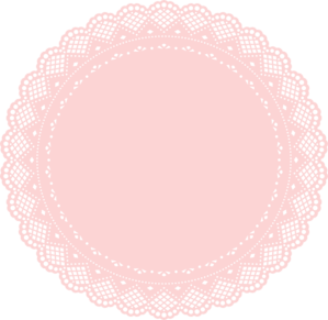 Clip art at clker. Doily transparent svg library stock