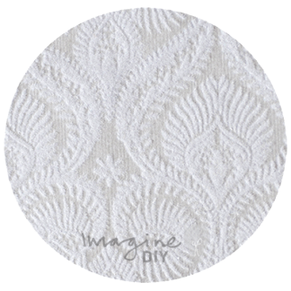 Doily transparent ivory paper. Pearlised archives imagine diy