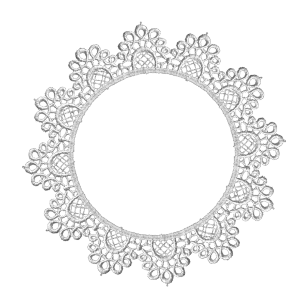 Doily transparent lacy. Freetoedit lace sticker by