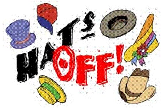 Doing clipart hat off to. Hats you designs pictures