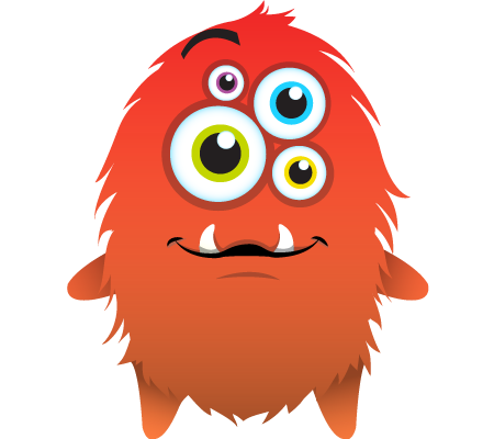 Dojo clipart. Free monster cliparts download