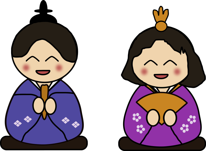 Japanese clipart house japanese. Free doll download clip
