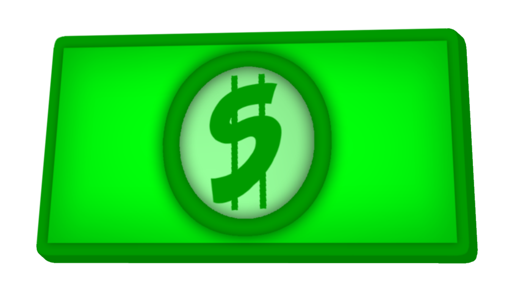 Dollar bill clipart png. Clip art by redflyninja