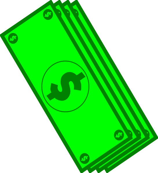Dollar sign cartoon png. Bills clip art at
