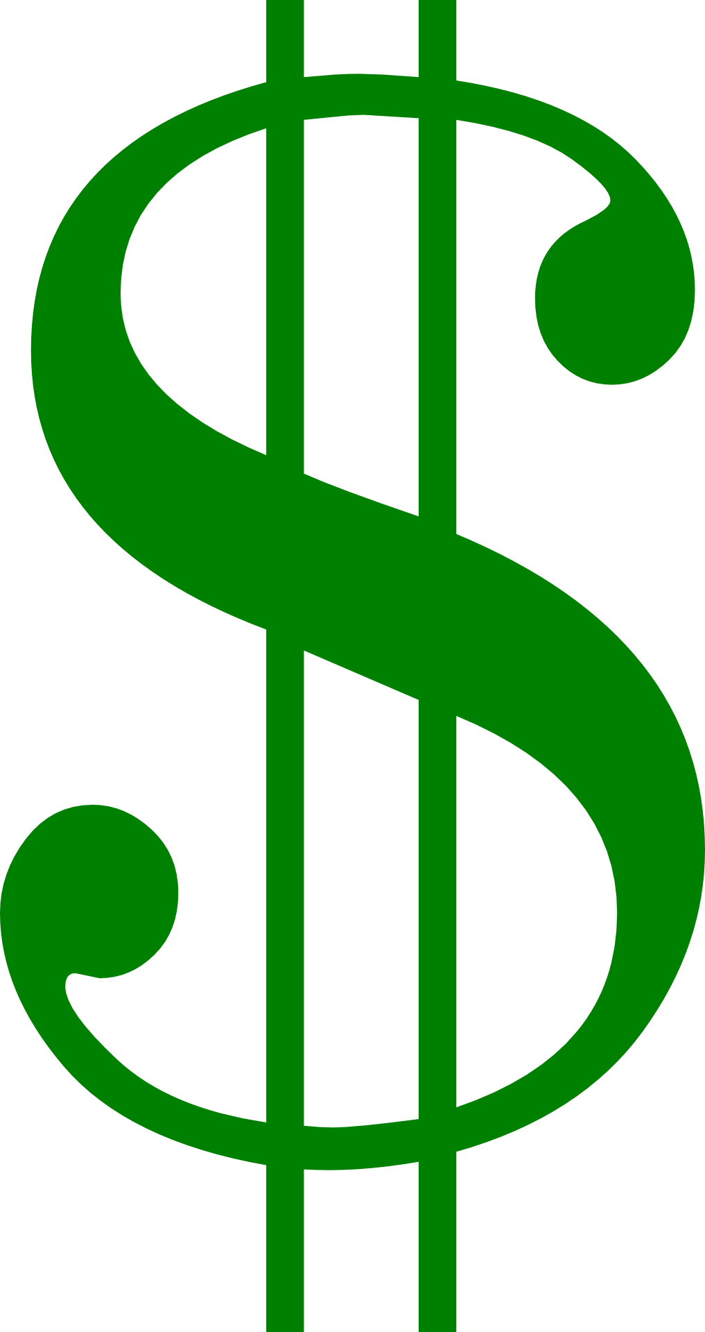 Dollar sign clip art png. United states currency symbol
