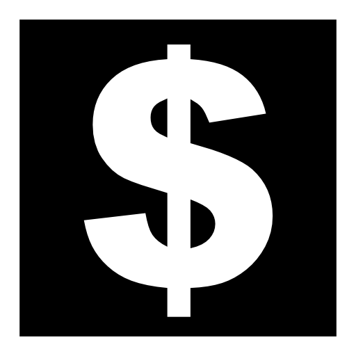 Dollar sign png icon. Icons free download