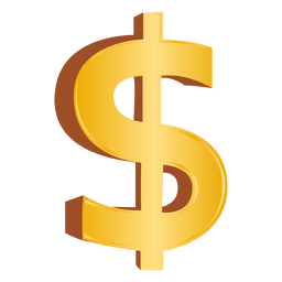 Dollar transparent usd. Png or svg to