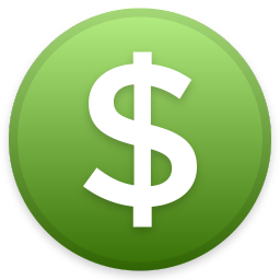 Dollar transparent usd. Icon cryptocurrency iconset christopher