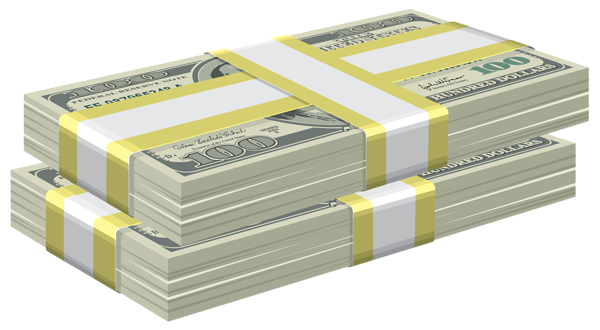 Dollar transparent wad. Gallery free clipart pictures