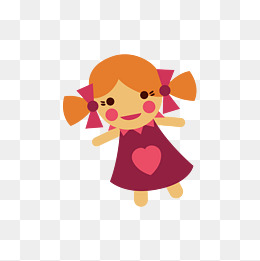 Rag png vectors psd. Dolls clipart red doll graphic download