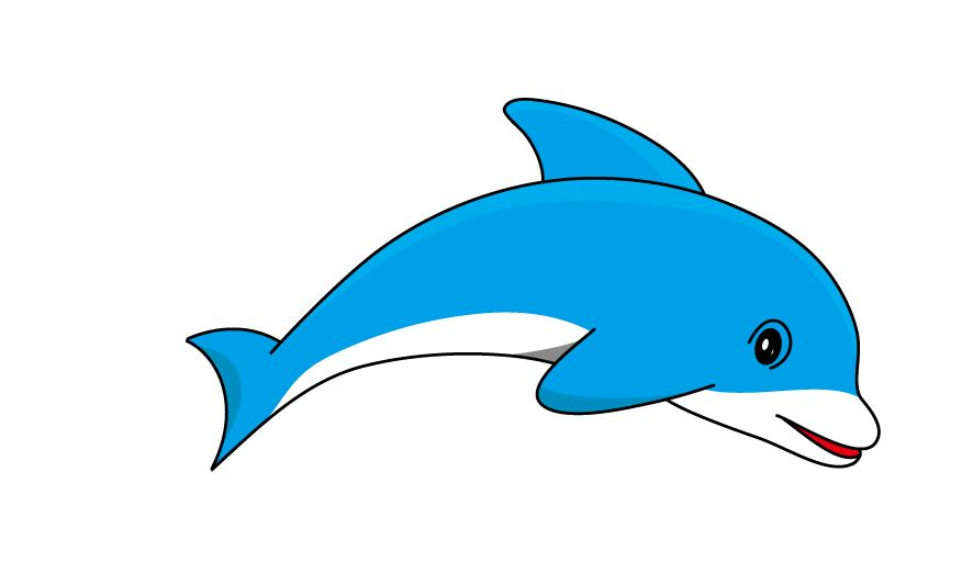 Dolphin clipart. At getdrawings com free