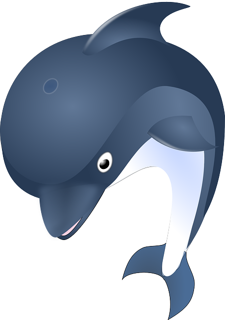 Dolphin clipart bottlenose dolphin. Dolphins x dumielauxepices net