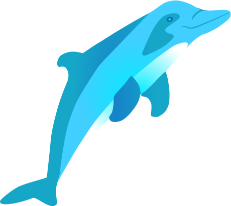 Dolphin clipart bottlenose dolphin. Free page of public