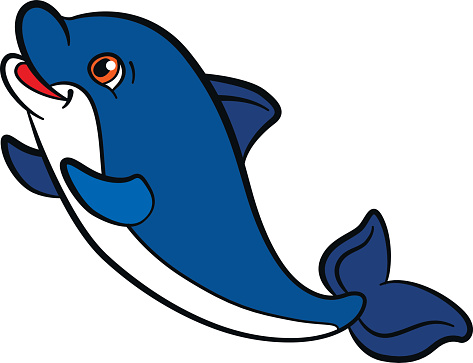 Dolphins clipart. Dolphin at getdrawings com
