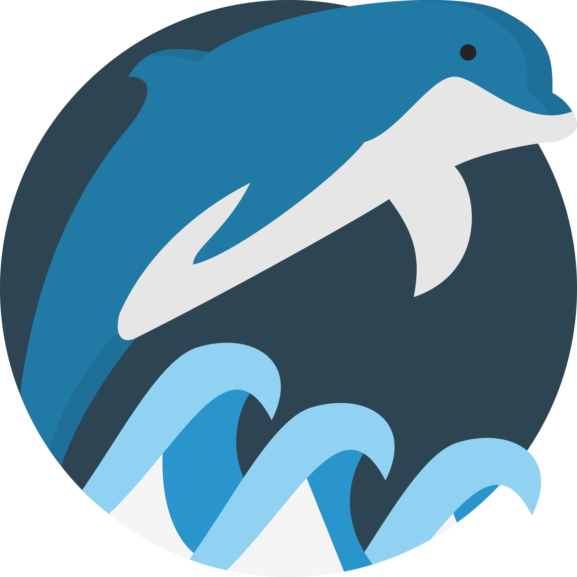 Dolphin clipart dolphin tail. File creative animal svg