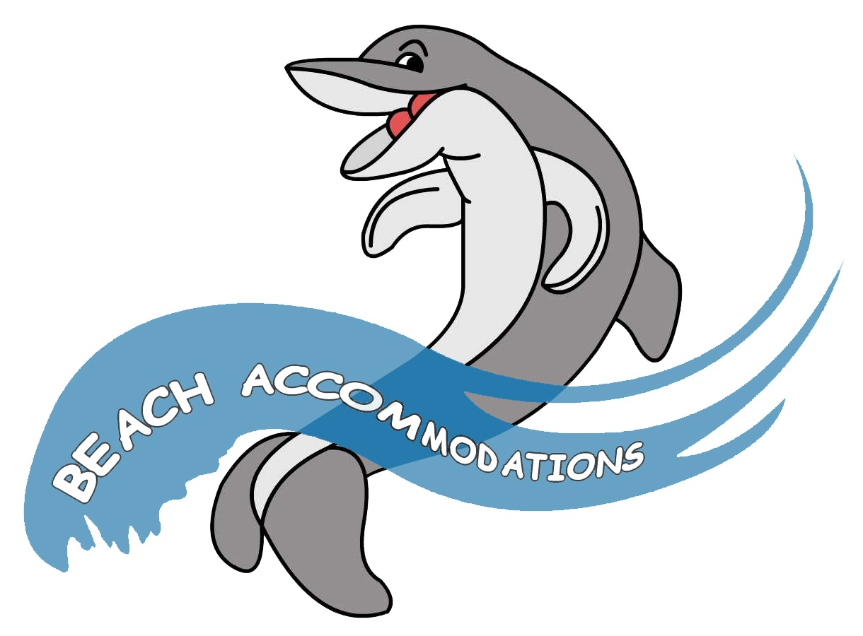 Dolphin clipart vacation florida. Contact us beach accommodations