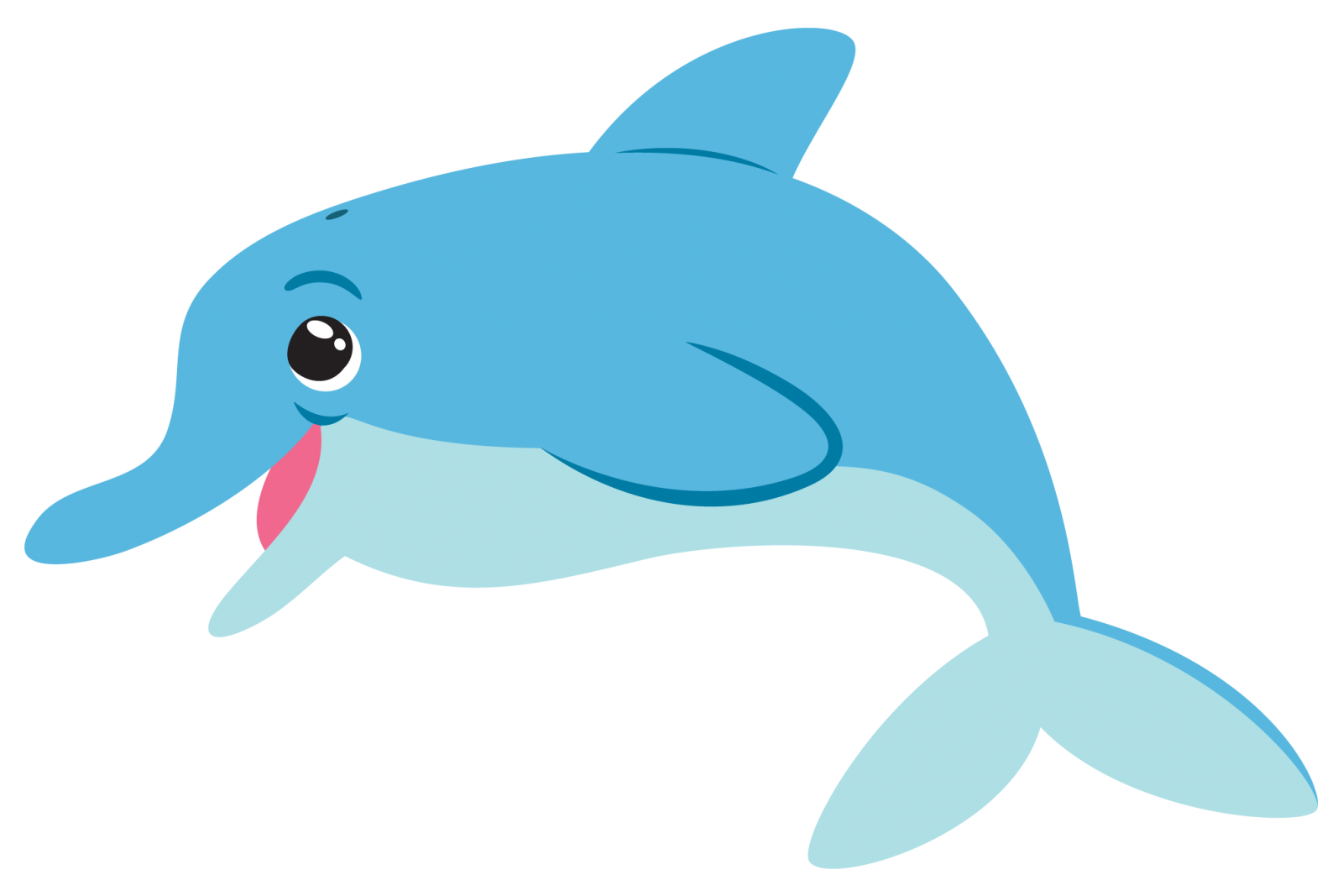 Dolphins clipart dolphin diving. Free graphics swimming baby