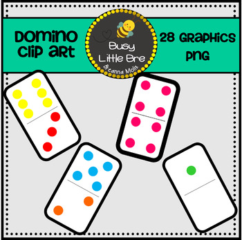 Domino clipart dice. Colored by breanna molix