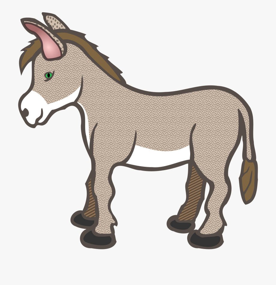 Domkey. Free donkey clipart pictures