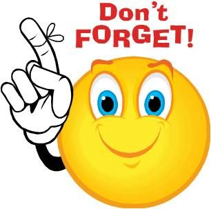 Don t forget clipart symbol. Best emotions images