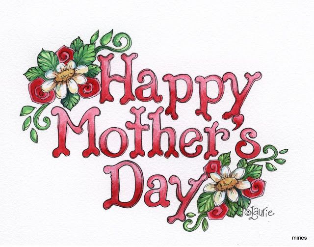 donald clipart happy mothers day