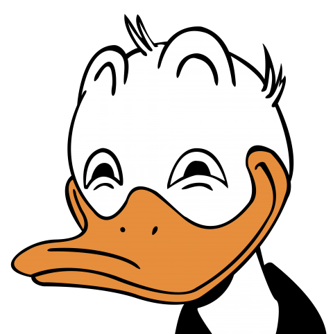 Donald duck face png. Rape free images toppng