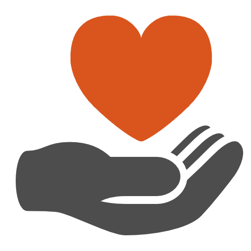 Donation clipart. Donate group with items