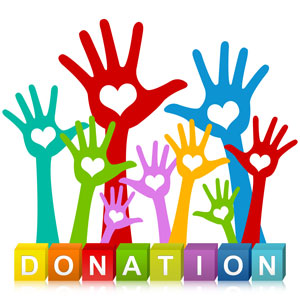 donation clipart financial support