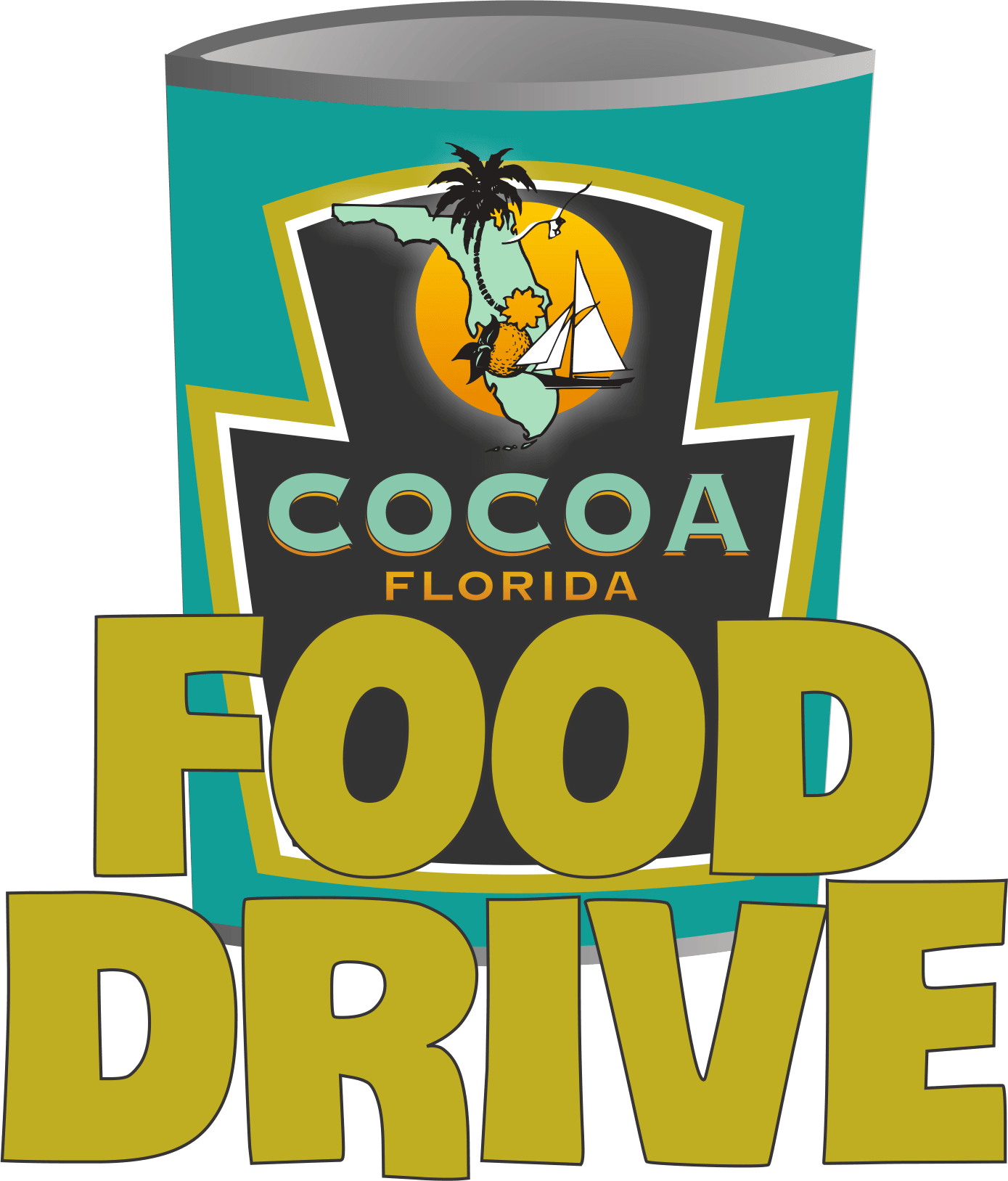 Donation clipart non perishable food. Drive cocoa fl official