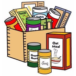 Donation clipart non perishable food. Help malvern child and