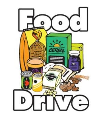 Canned clipart food donation. Cars etc clip art