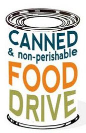 Donation clipart non perishable food. Soup can fst cdh
