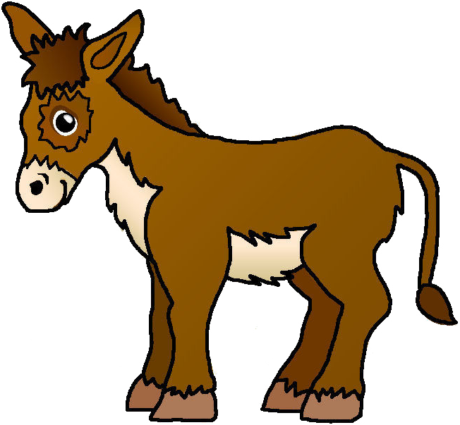 Mule clipart. Free christmas donkey cliparts