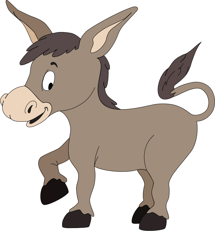 Mule clipart donkey mexican. Free christmas cliparts download