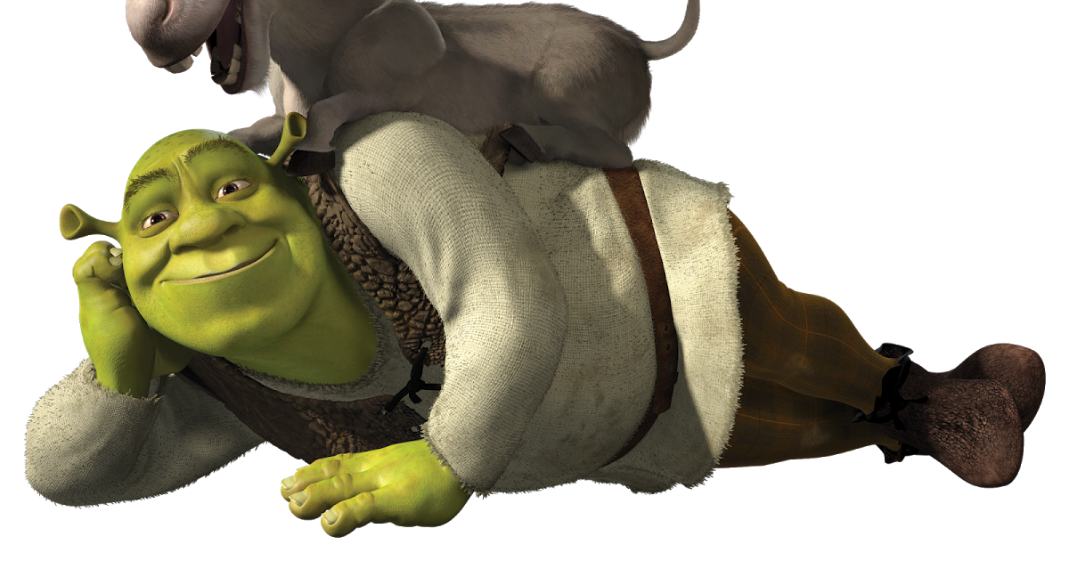 Donkey from shrek png. A geek daddy th
