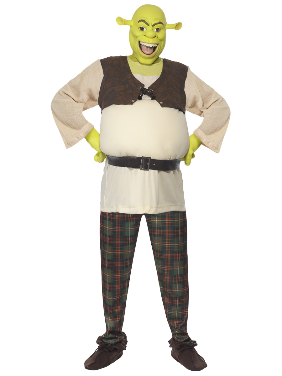 Donkey from shrek png. Costumes fiona costume mask