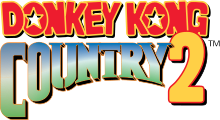 Donkey kong country logo png. Gallery diddy s quest