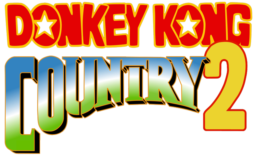 donkey kong country 2 png