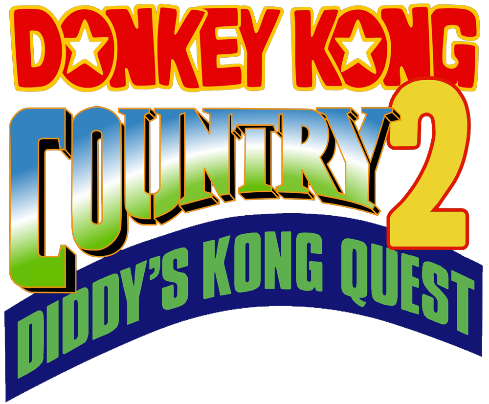 Donkey kong country logo png. Image nintendo fandom powered