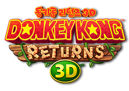Donkey kong country logo png. Talk returns d super